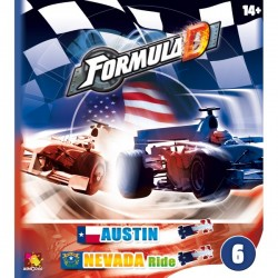 Formula D - Extension 6: Austin / Nevada Ride - Asmodee™