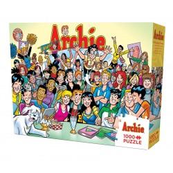 Cobble Hill 53001 - Puzzle 1000 pcs - Archie The Gang at Pop's