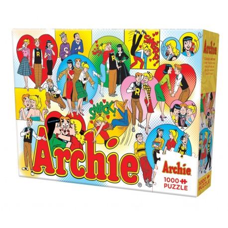 Cobble Hill 53002 - Casse-tête 1000 mcx - Classic Archie®