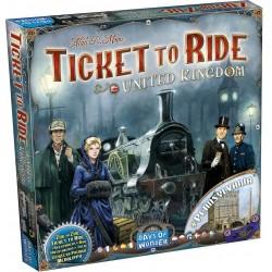 Les Aventuriers du Rail™ - Extension: Royaume-Uni & Pennsylvanie - Days of Wonder®