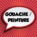 Gouahce / Painting